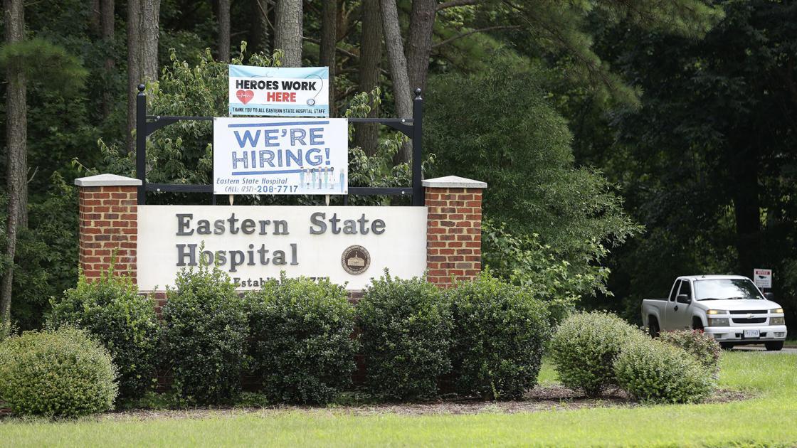 Virginia lawmakers begin work on addressing dangerous staffing shortage at state mental hospitals