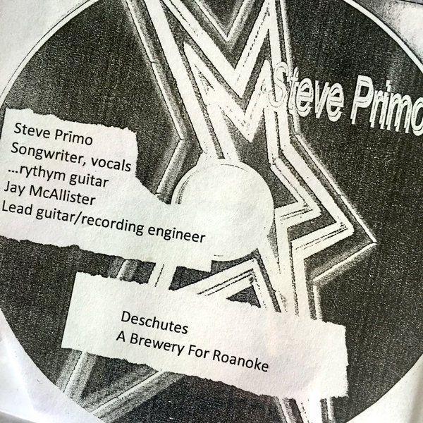 Steve Primo CD a2
