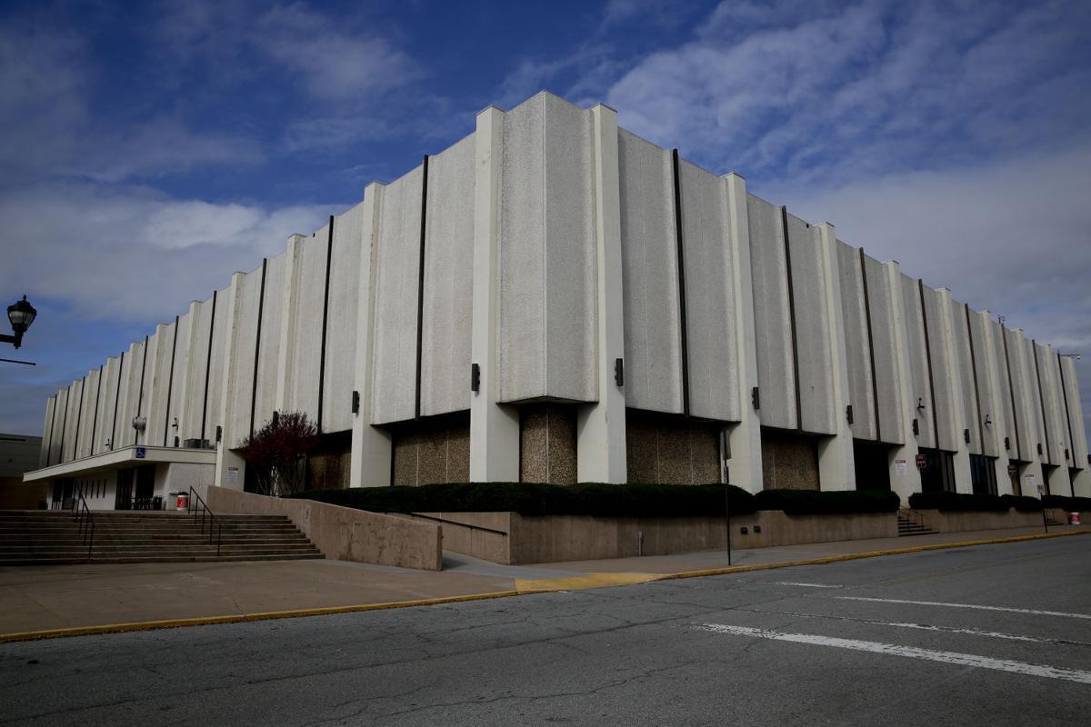 Berglund Center Unveils Renovations Photo