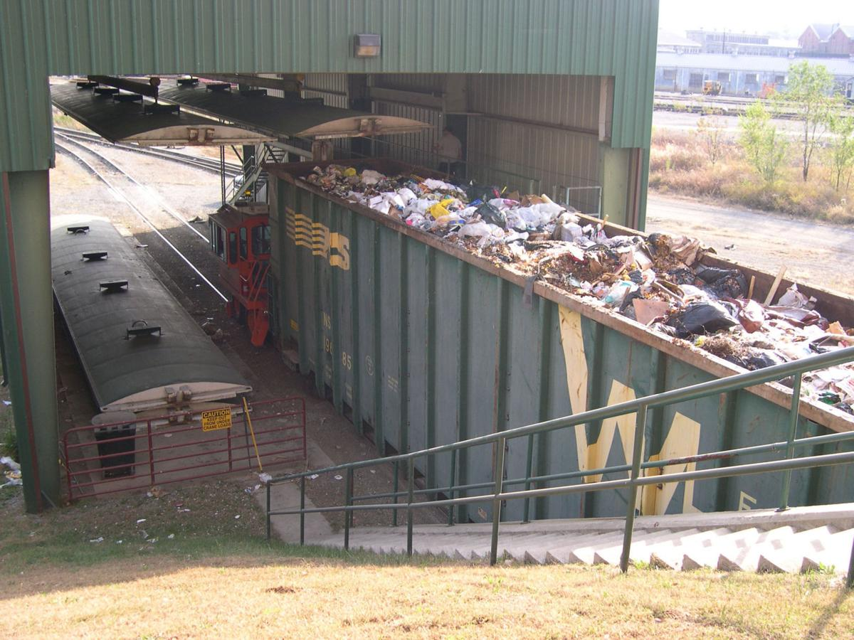 how to start a waste transfer station for sale