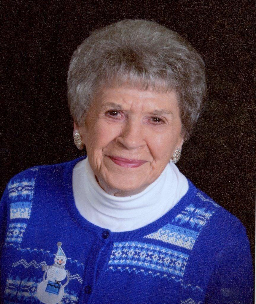 BAKER, Doris Cannaday