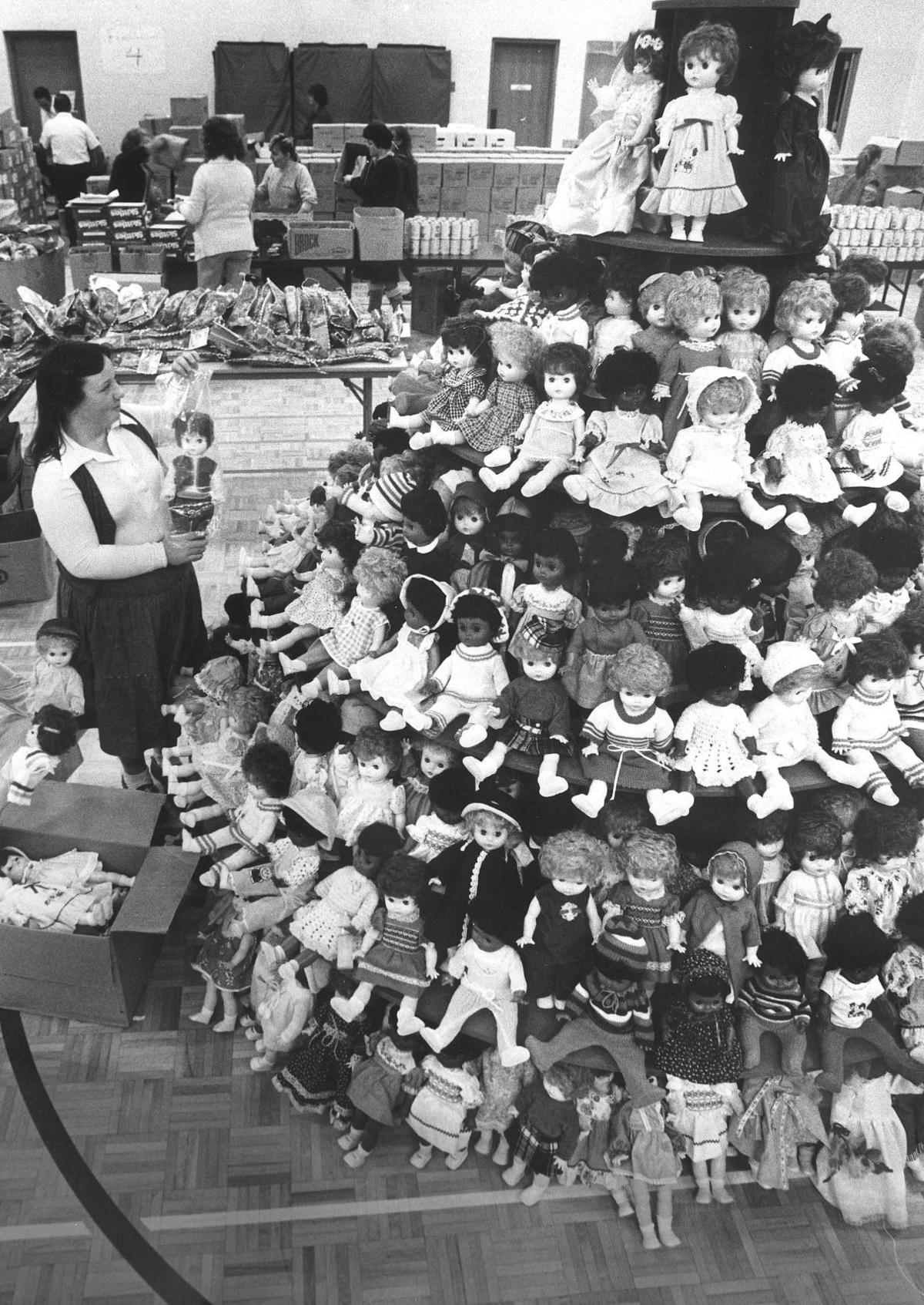 Salvation Army's annual Christmas Cheer Program