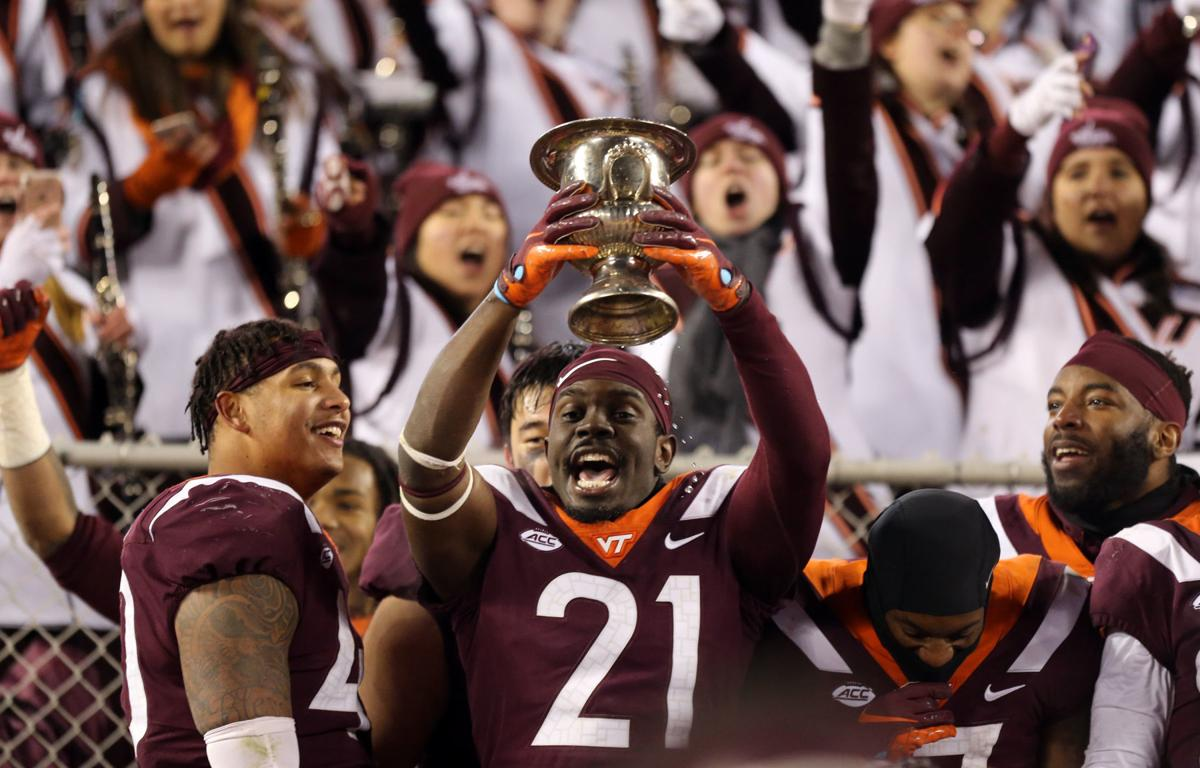 A Look Back At Virginia Tech S Commonwealth Cup Streak