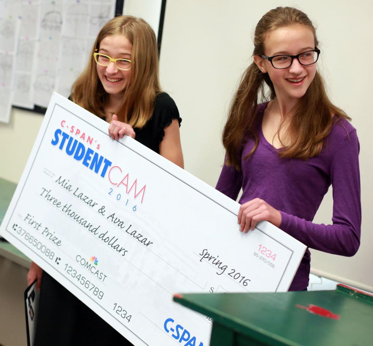 Blacksburg students' political film wins C-SPAN honors | Local News