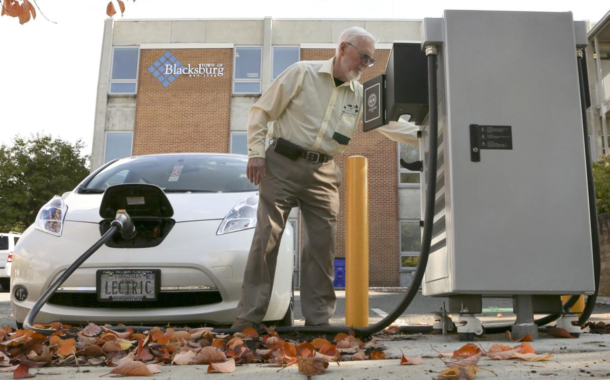Fast-charging station for electric cars now exists in