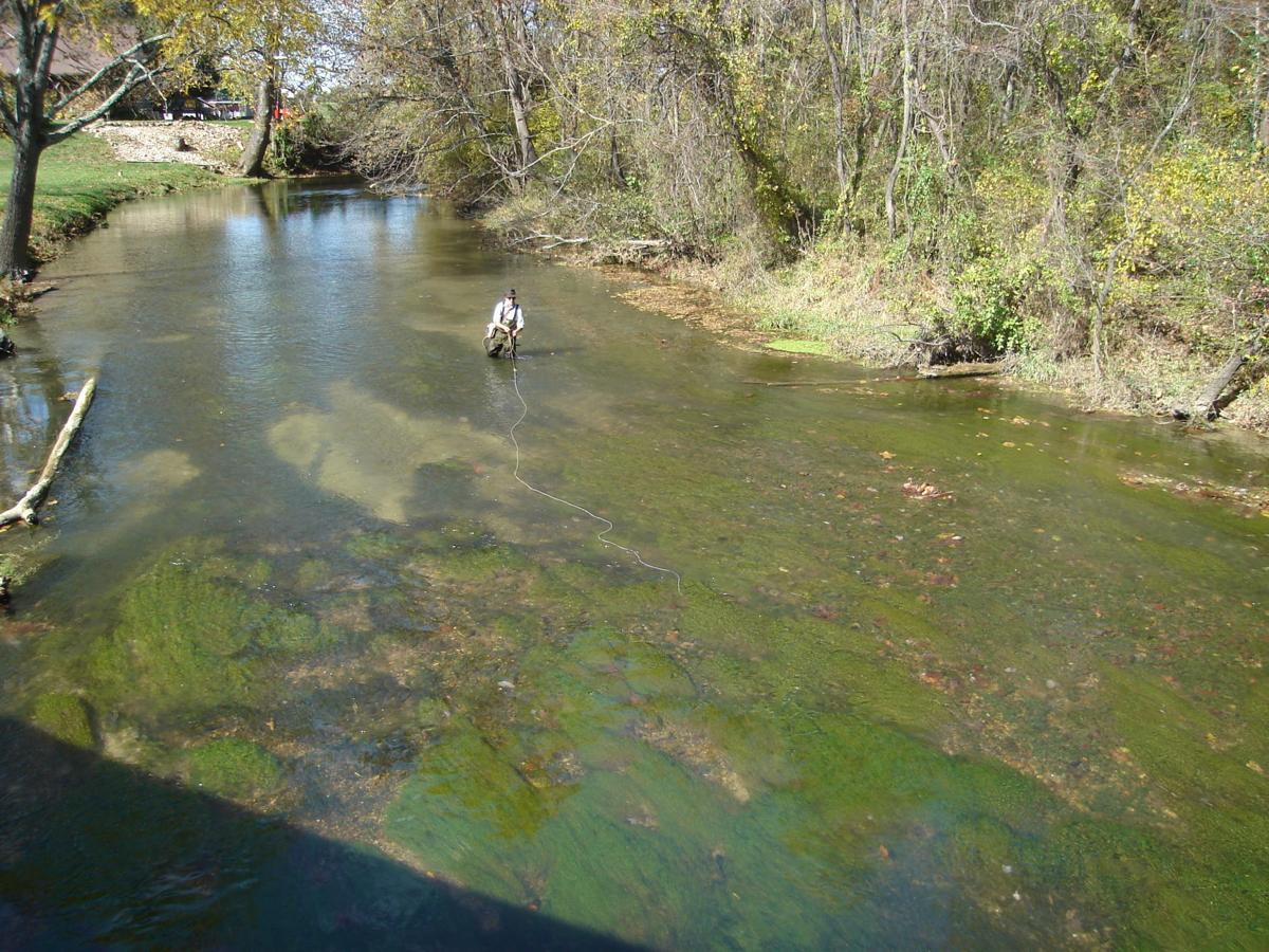 bill cochran trout unlimited has busy schedule for national