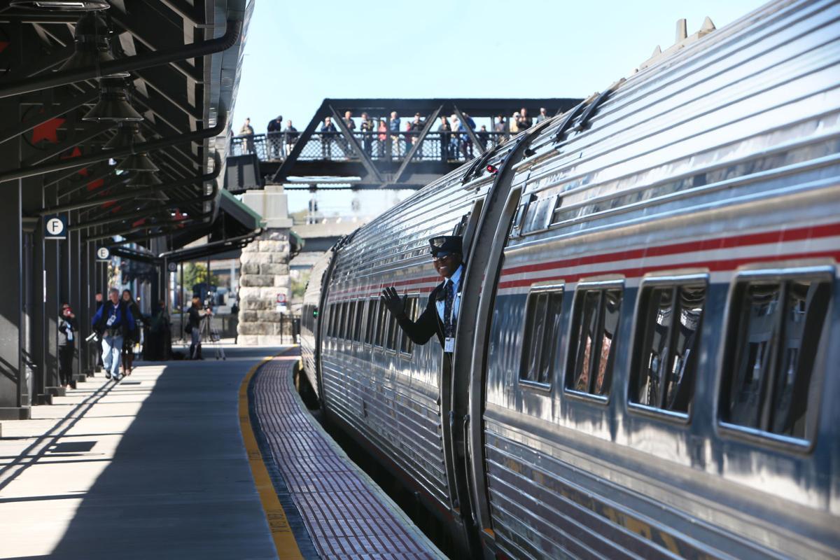 Rail announcement