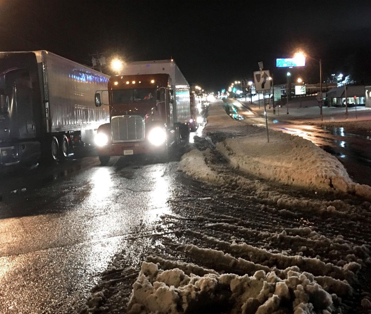 911 calls from snow-stranded drivers reveal I-81 angst