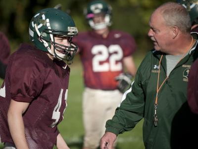 Catholic coach Bob Price