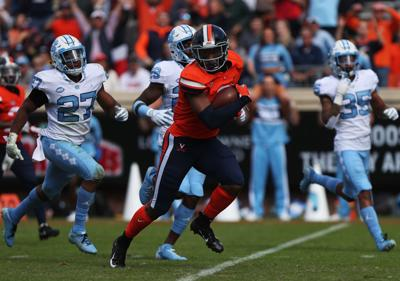 Uva Football Cavs Looking For A New Go To Receiver For Qb