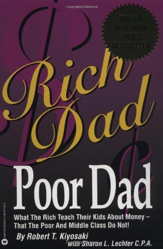 Rich dad poor dad by robert kiyosaki | book summary & pdf.