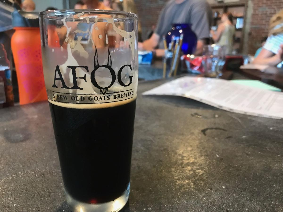 Business Intel A Few Old Goats Brewery Set To Open Friday