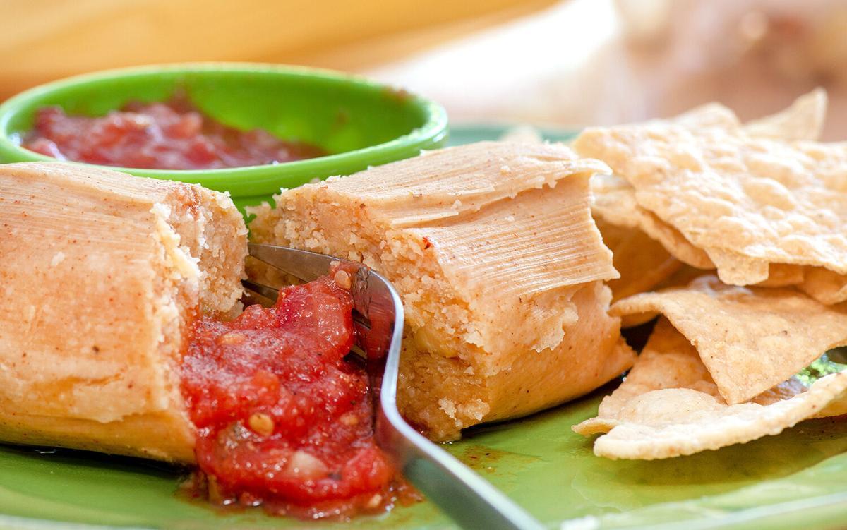 Tamale - masa
