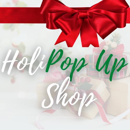 2020 HoliPop Up Shop