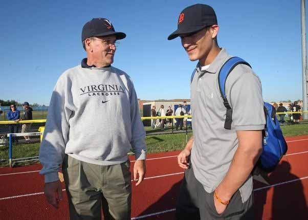 After 25 years leading UVa lacrosse, Dom Starsia having ...