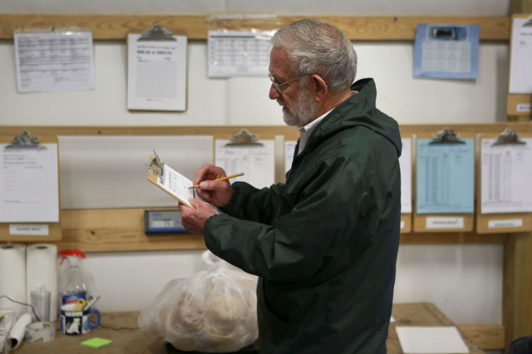 Donations can be left by mailboxes saturday during food for Interfaith food pantry blacksburg