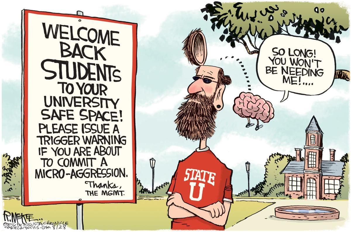 A Ofensa como Doutrinação nas Universidades.
