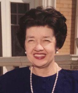 LIGGETT, Peggy Anne