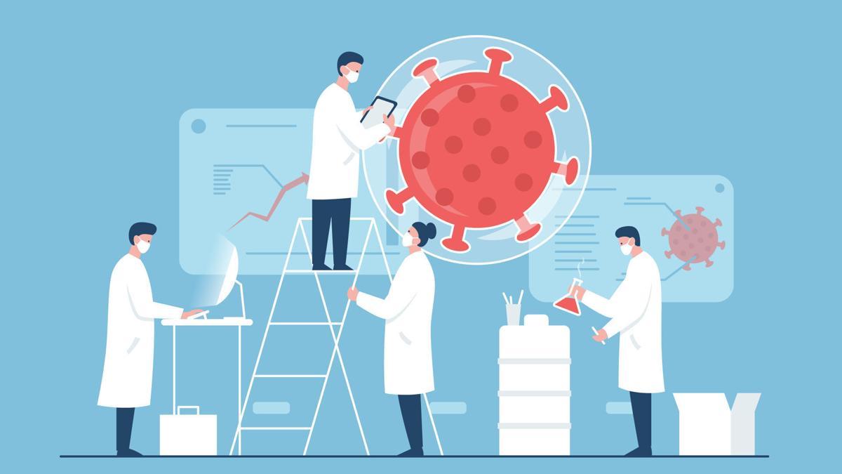 Medicine/science coronavirus