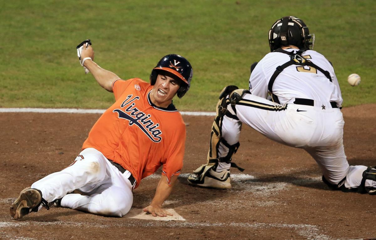 UVa beats Vanderbilt for NCAA baseball title | UVA | roanoke com