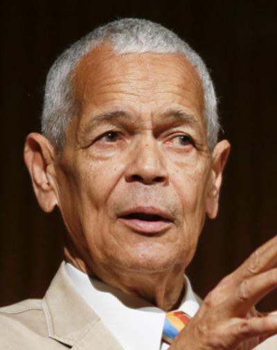 Community takes part in transcribe-a-thon of Julian Bond papers