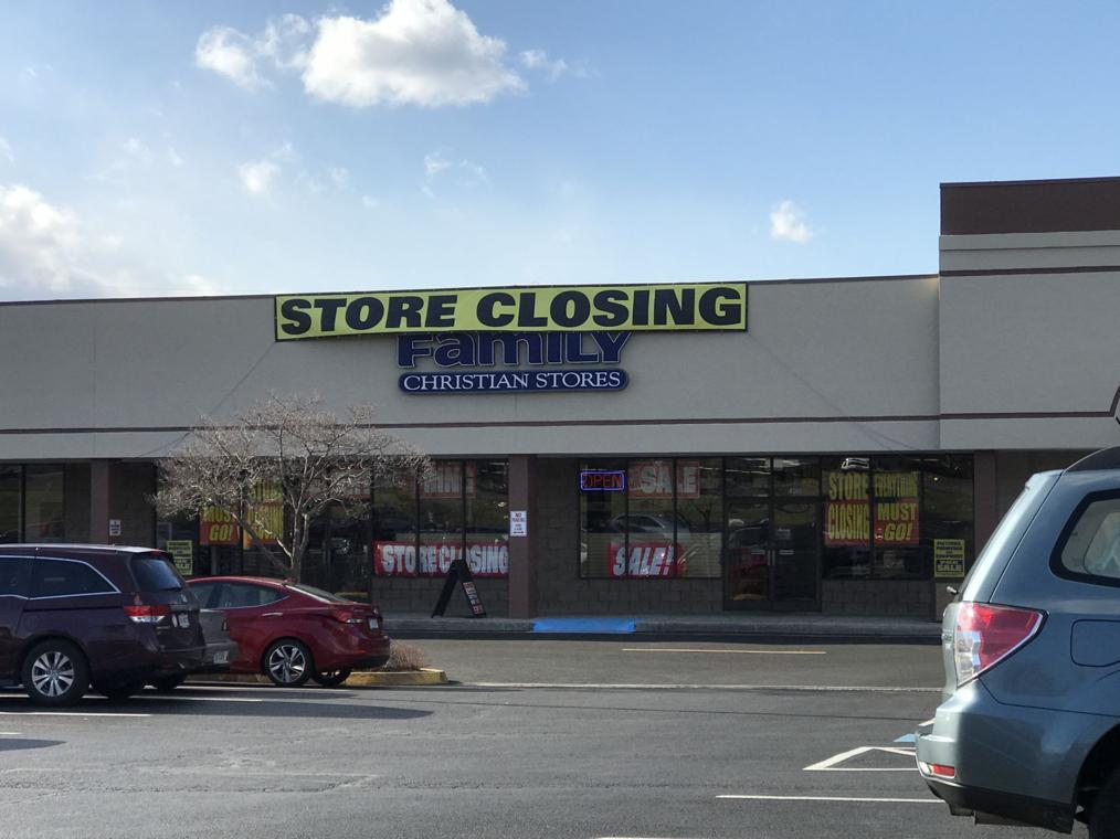 Family Christian Store To Close Its Doors Roanoke Times