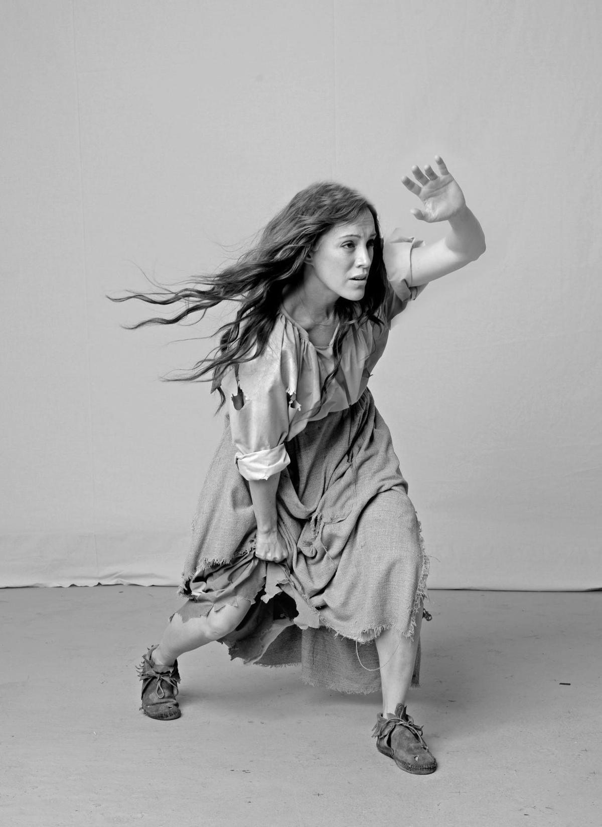 Mary Draper Ingles model