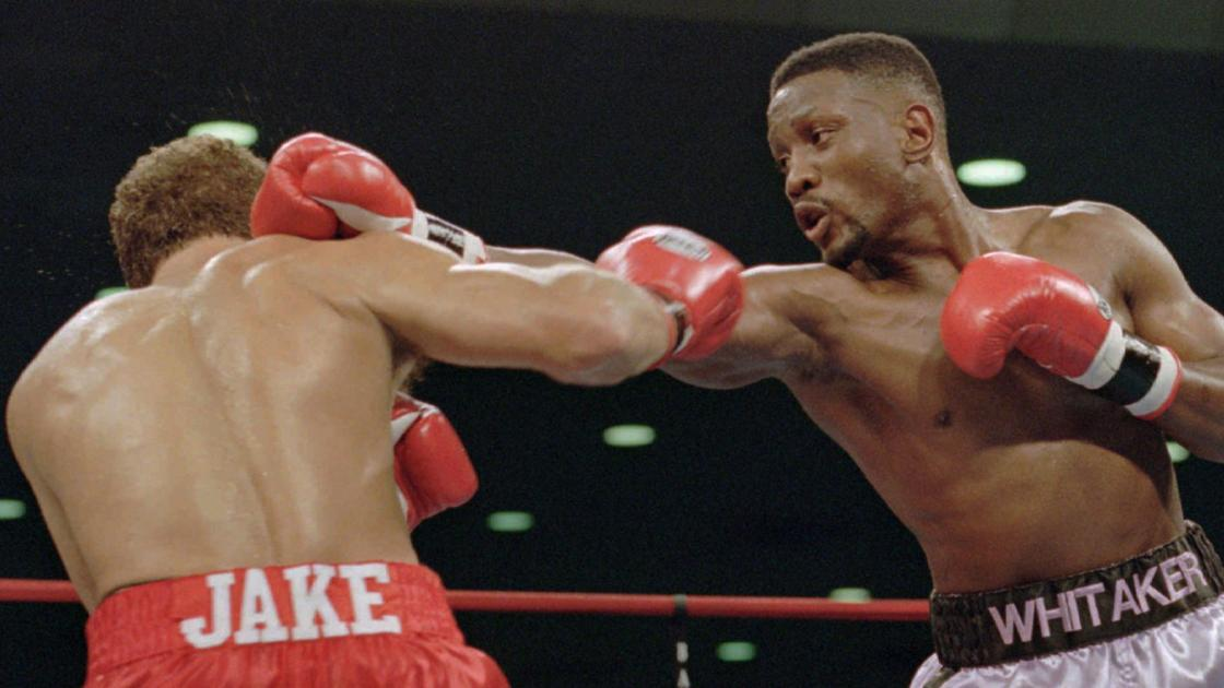 Boxing great Pernell 'Sweet Pea' Whitaker killed after being struck by car