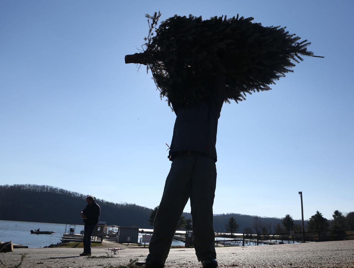 Christmas Comes Late For Lake Dwellers Pulaski County