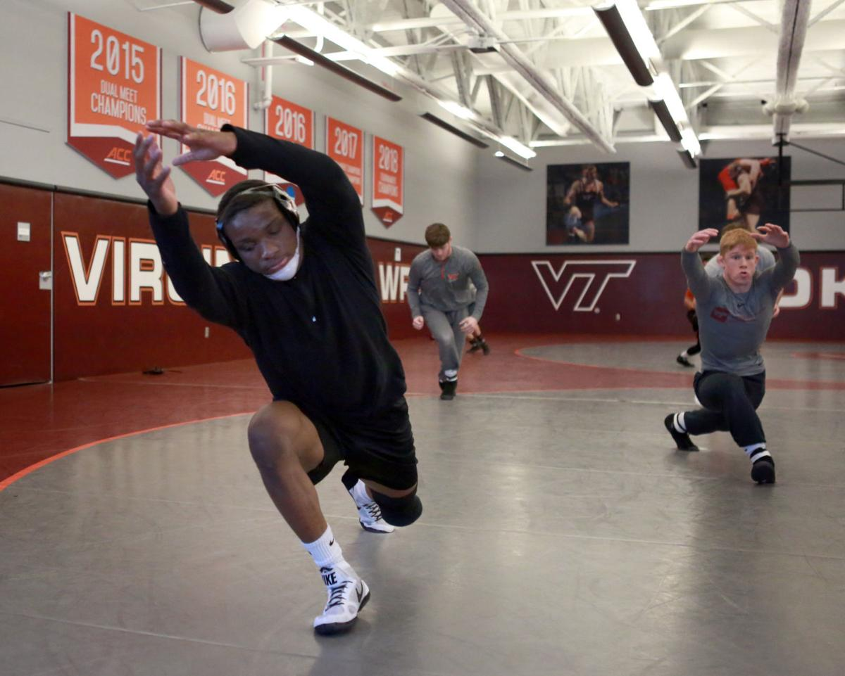 Virginia Tech wrestling team poised for another strong