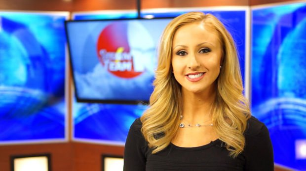 Roanoke native is now WSLS's weekend meteorologist | Arts