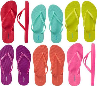 3b2d69b9a Old Navy s  1 flip-flop sale is coming soon