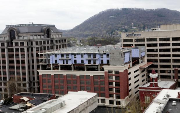Roanoke Development News Skyscrapercity