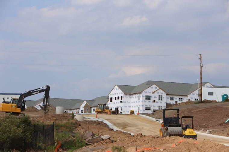 retirement center is paving the way for new blacksburg. Black Bedroom Furniture Sets. Home Design Ideas
