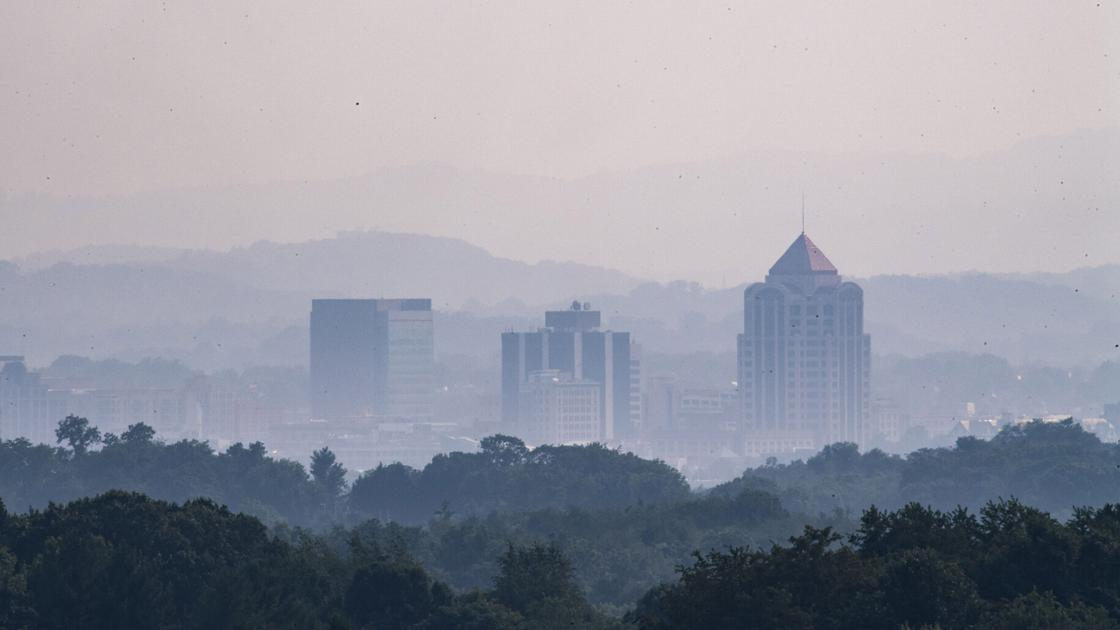 Weather Journal: Recent bad air day recalls many not that long ago