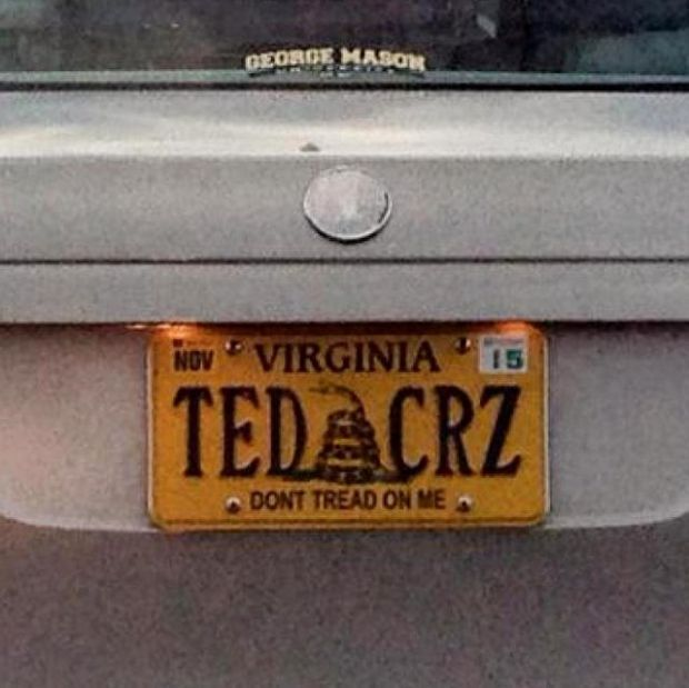 Virginia Tread Tag License Plate Personalized Auto Car Custom VEHICLE OR MOPED