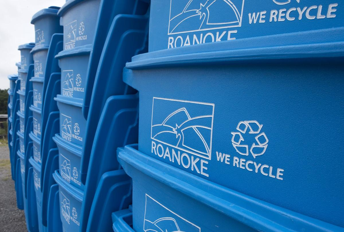 Recycling rules in Roanoke, New River valleys tightened for