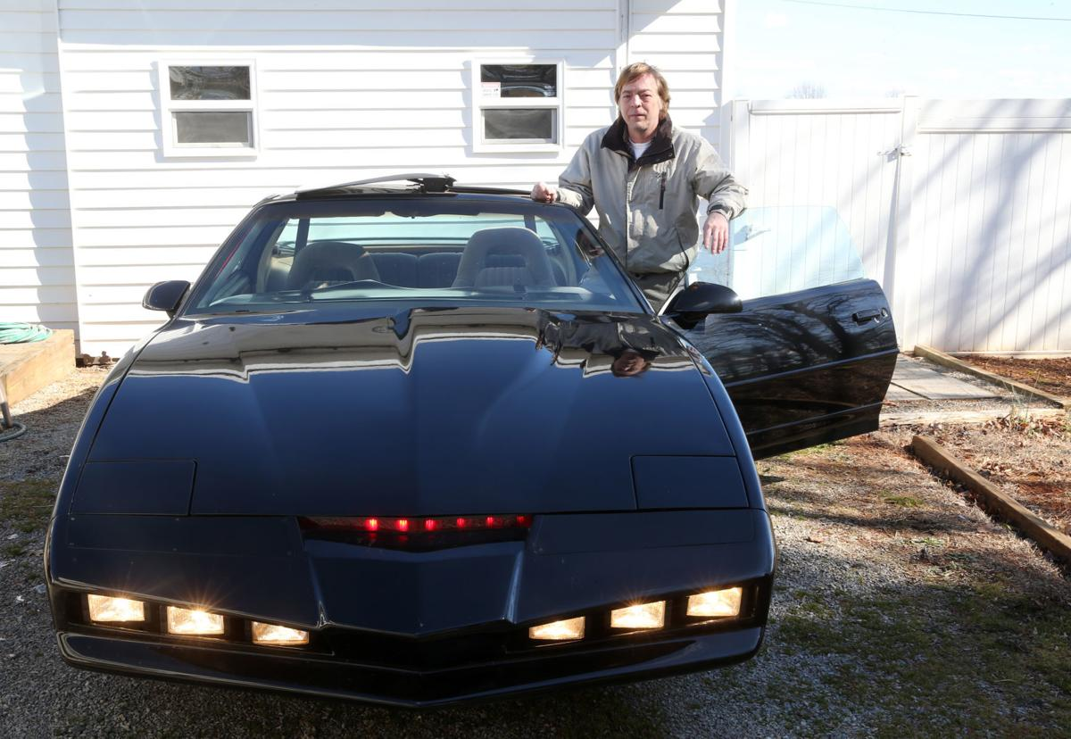 Article About The Cars Used In Knight Rider