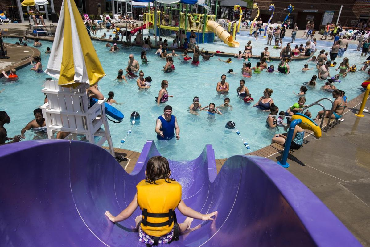Car Rental Roanoke Va: Public Outdoor Pools In Roanoke County, Roanoke Open This