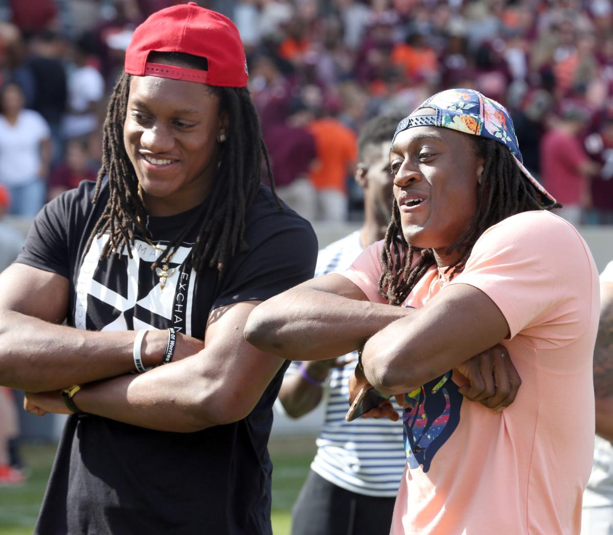 Edmunds brothers among the Virginia Tech players hoping to ...