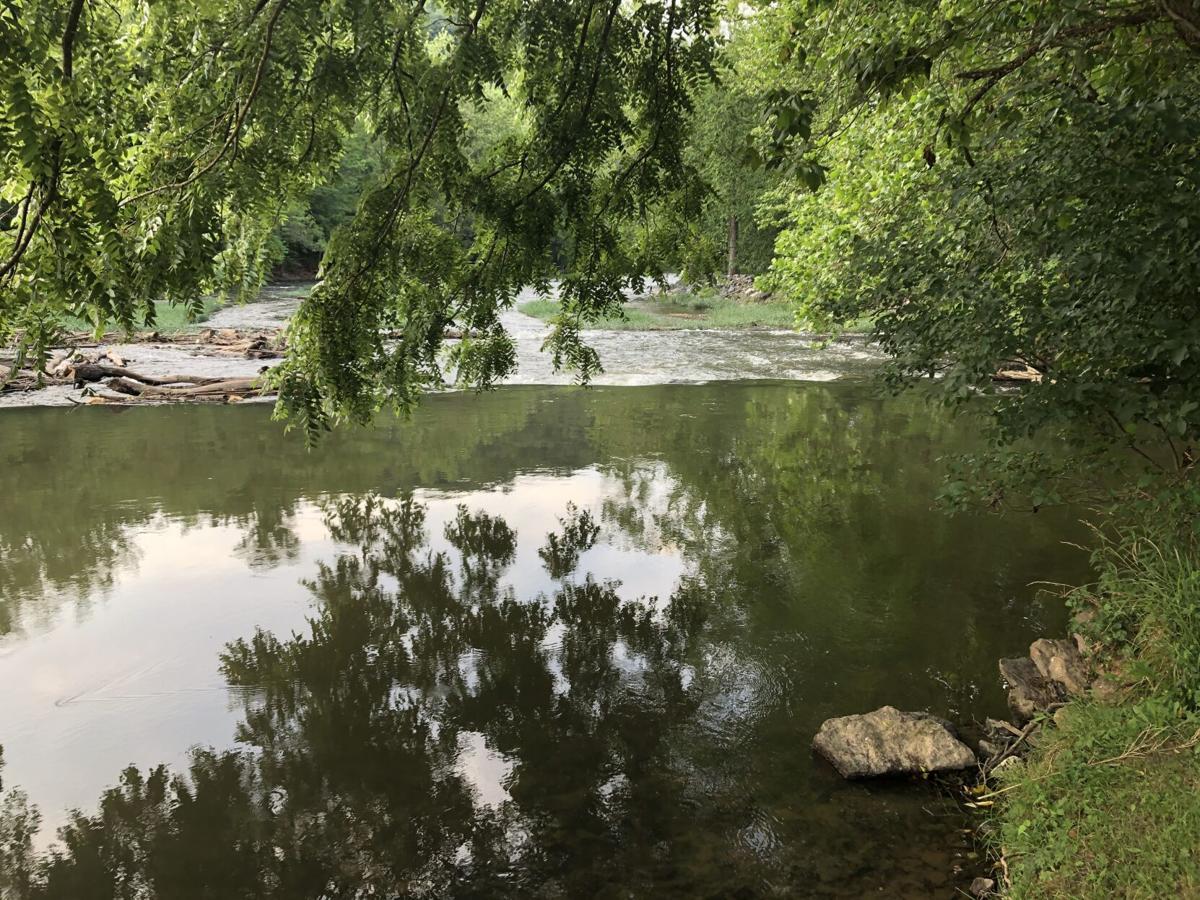 new river trail foster falls