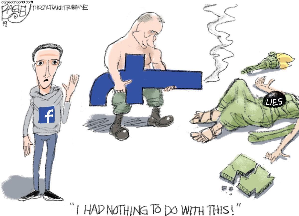Picture of Vladimir Puting firing