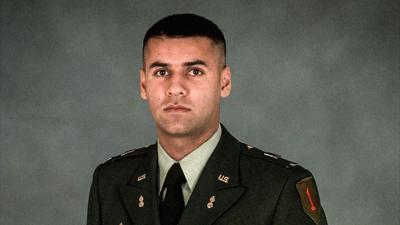 Army Capt. Humayun Khan