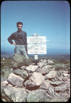 Did the man heralded as the first to walk the entire Appalachian Trail take a shortcut into history?