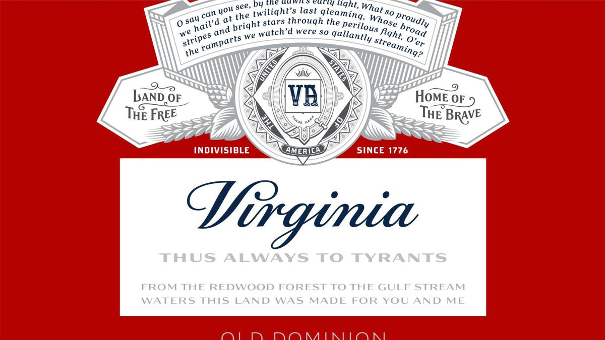 Cars For Sale Richmond Va >> In Virginia, Budweiser putting state motto 'Thus Always to ...