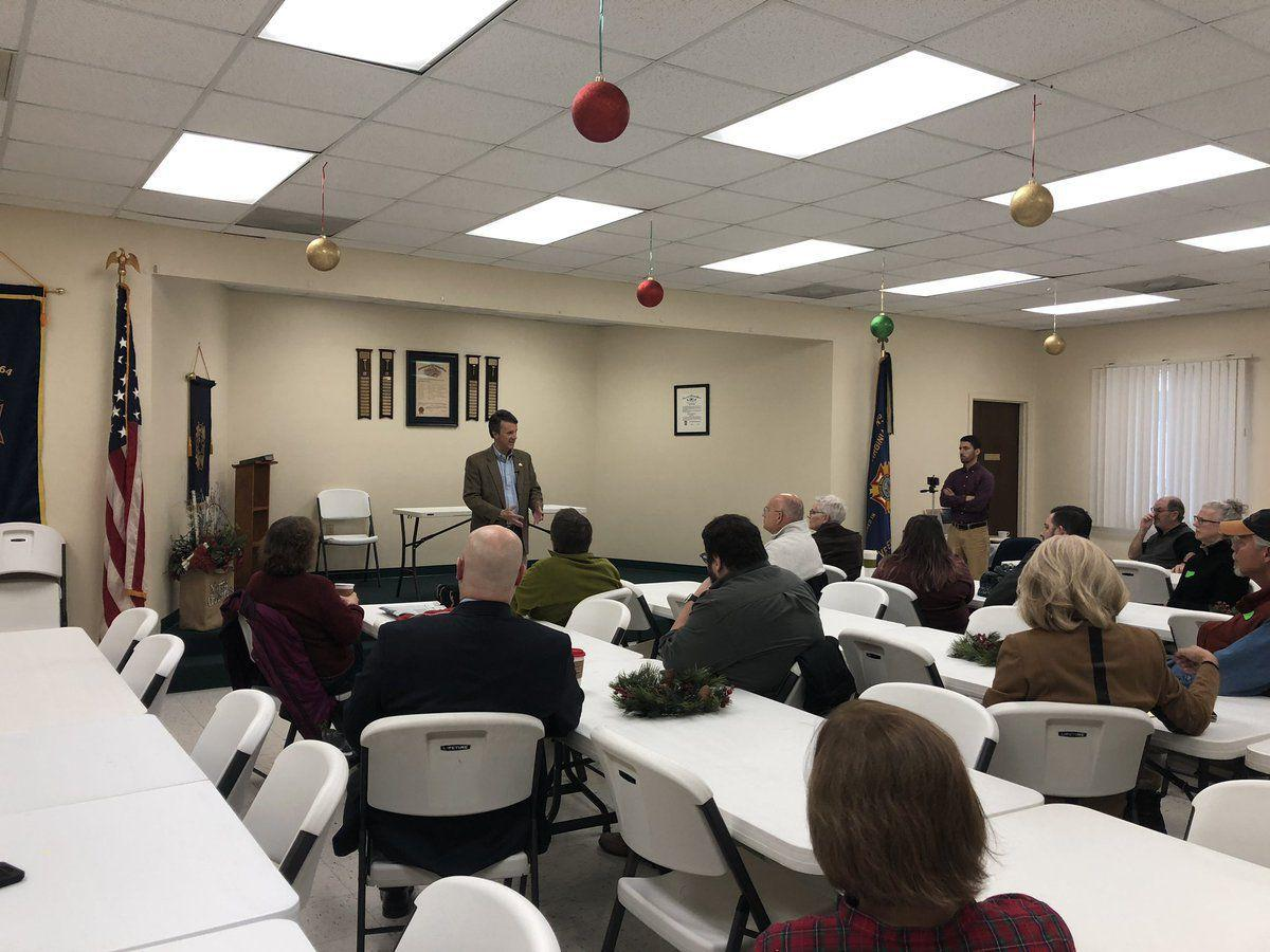 cline town hall 1