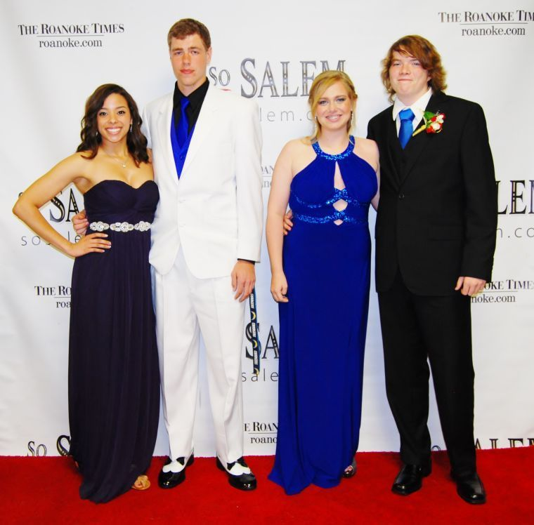 Paparazzi Photos From Glenvar High School's Prom