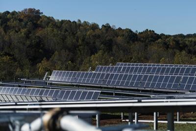 Solar Farm, Bedford 2