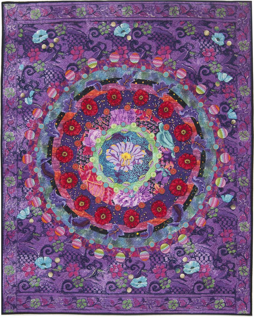 New Marion Art Gallery Exhibiting Quilts As Fine Art Community