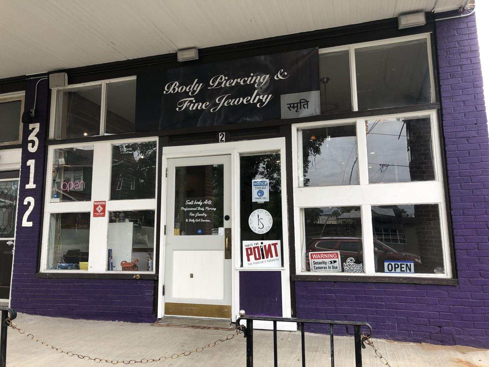 Business Intel Piercing And Jewelry Shop Opens In West End Neighborhood Business Local Roanoke Com